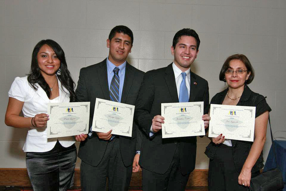 Scholarship Winners 2011