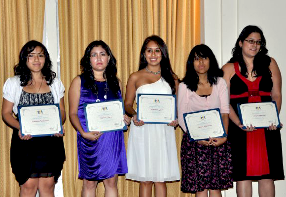 Scholarship Winners 2010