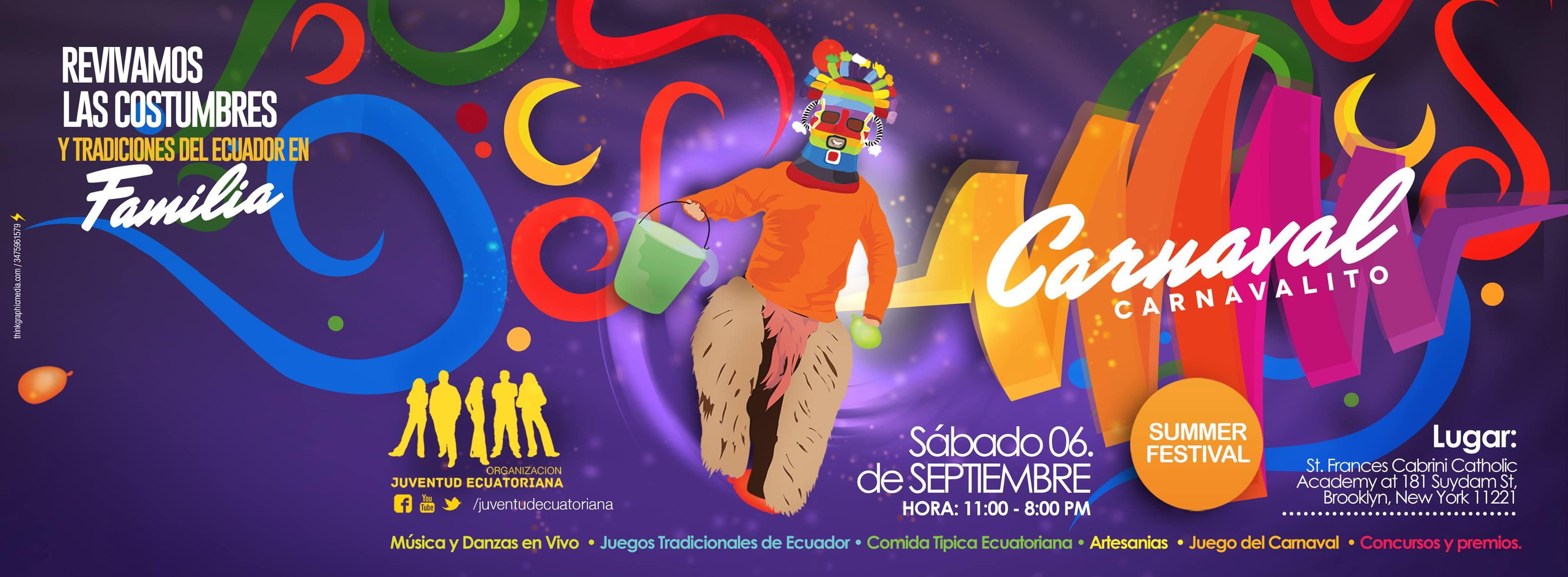 Carnaval Carnavalito